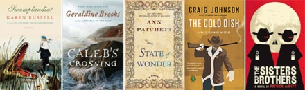 Carolyn Sakowski summer reading list