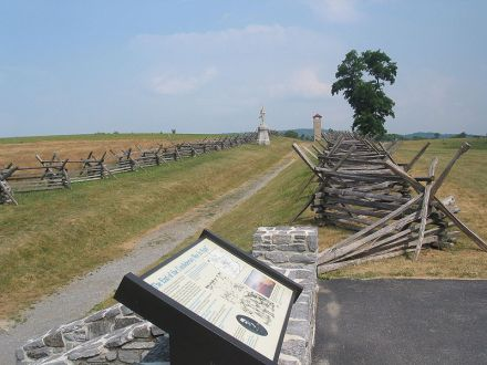 Battle of Antietam / Sharpsburg