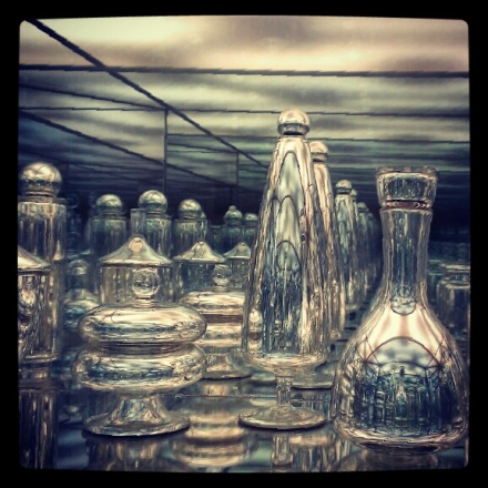 Crystal Jars at MFA