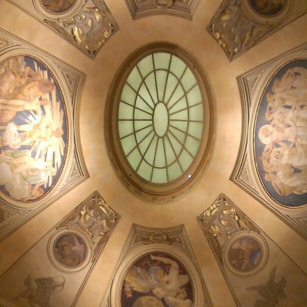 Domed Ceilings at MFA