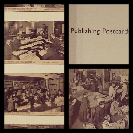 Publishing Postcard compilation