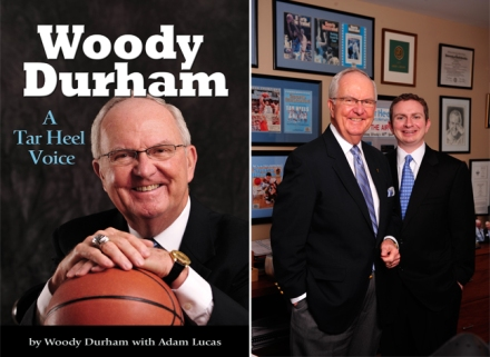 Woody Durham Cover and Author Shot